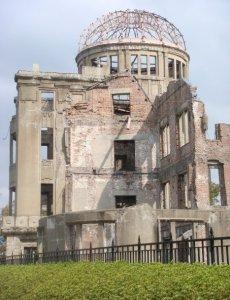 A-Bomb Dome - HIroshima