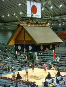 Sumo - Osaka