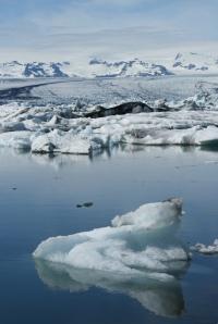 Jökulsárlón - the glacier lagoon
